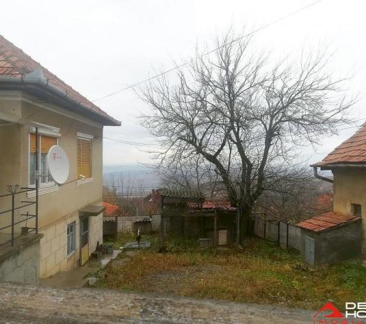 Teren cu casa demolabila Feleacu, 1266 mp, front la doua strazi, ideal duplex - imagine 1