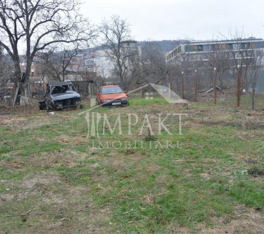 Teren de vanzare  in Cluj Napoca - zona Dambu Rotund - imagine 1