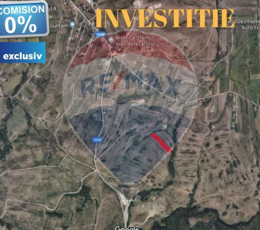 Teren intravilan agricol, 2.400 mp, Borhanci - imagine 1