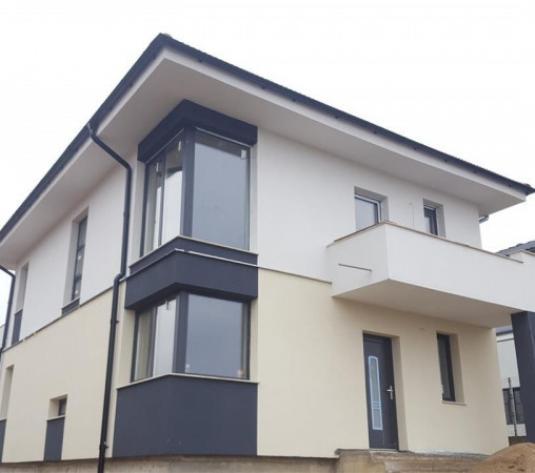Vanzare Casa individuala 4 camere 120 mp utili 366 mp zona Borhanci - imagine 1