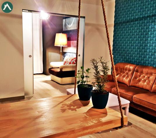 Apartament 3 camere ultrafinisat Floresti Subcetate etaj intermediar - imagine 1