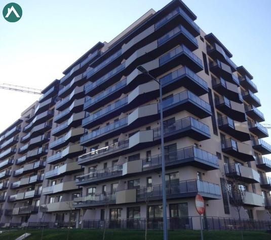 Vanzare un apartament cu 2 camere, bloc nou, str. Sopor, zona IULIUS MALL - imagine 1