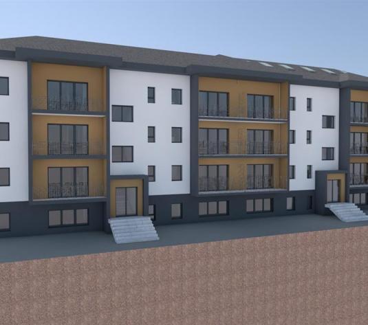 Vanzare apartament cu 3 camere in Floresti, zona strazii Teilor - imagine 1