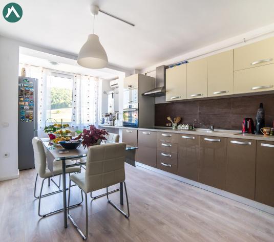 Apartament 2 camere in Floresti mobilat utilat Lux 67MP - imagine 1
