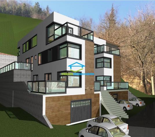 Apartament EXCLUSIVIST 4CAM 105MP + terase 150MP - imagine 1