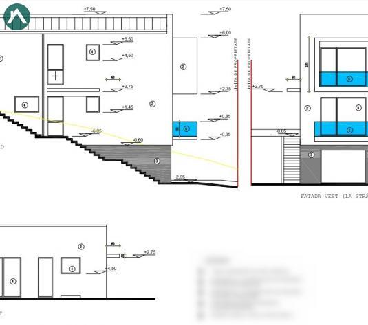 Teren Borhanci cu autorizatie de construire pentru duplex - imagine 1