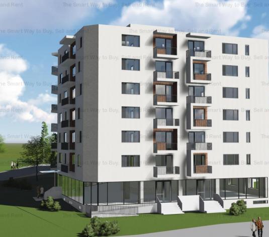 Vanzare Apartament 2 camere Dambul Rotund - imagine 1