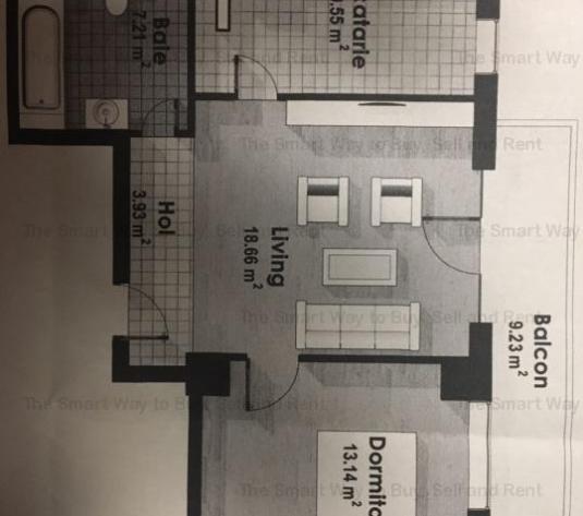 Vanzare Apartament 2 camere Zorilor - imagine 1