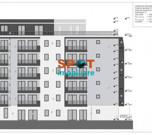 Vanzare Apartament 2 camere, 55 mp, zona Calea Baciului! - imagine 1