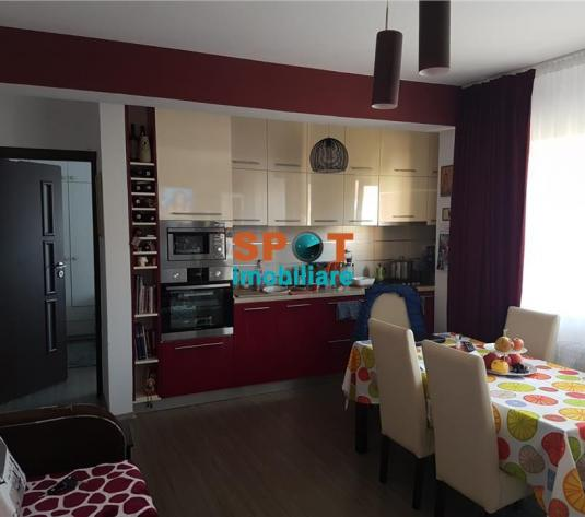 Vanzare apartament 3 camere 54 m2 ,Floresti zona Teilor ! - imagine 1