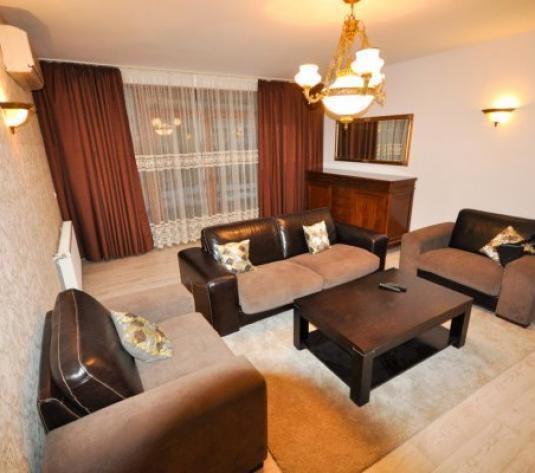 Inchiriere Apartament 3 camere semidecomandat  - Herastrau , Bucuresti - imagine 1