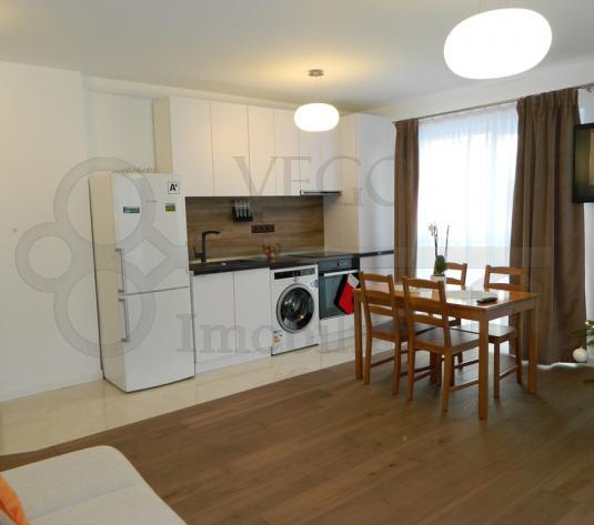 De vnzare apartament 2 camere, bloc nou, terasa, garaj, zona Calea Turzii - imagine 1