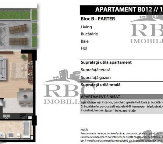Apartamente 1 camera situate in zona Iulius Mall - imagine 1