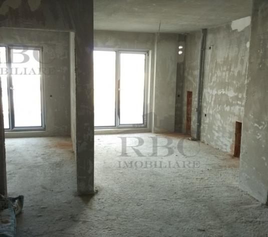 Apartament 2 camere 52 mp bloc nou - imagine 1