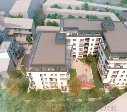 Apartament cu 2 camere bloc nou in zona Garii - imagine 1