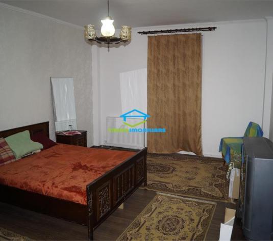 Apartament 2 camere, Borhanci, semidecomandat, etaj intermediar de vanzare - imagine 1