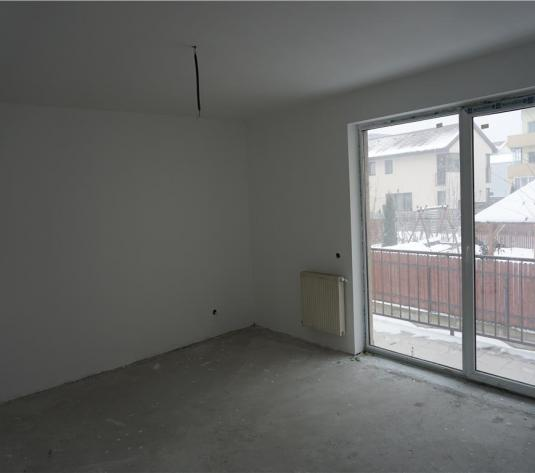 Apartament 1 camere,semifinisat,38 mp,parcare, CF,Floresti - imagine 1