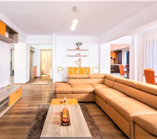 Penthouse superb, 4 camere, 3 terase, parcari, in Buna Ziua - imagine 1