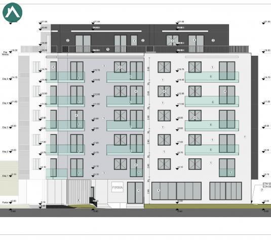 Apartament 1,2,3 camere zona Baciu - imagine 1