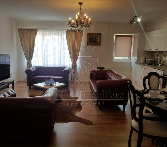 Apartament 4 camere, 2 bai, mobilat modern, zona Str. Carmen Silva - imagine 1