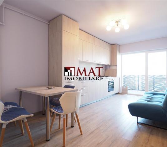 Apartament 2 Camere Mobilat Utilat + Garaj in Marasti Aurel Vlaicu - imagine 1