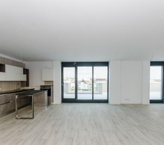 Penthouse 3 camere, terasa 60, garaj, lift, C.Dumbravii-Sub Arini - imagine 1