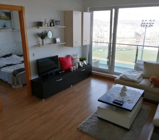 Apartament cu 2 camere de vanzare, constructie noua, zona Iulius Mall - imagine 1