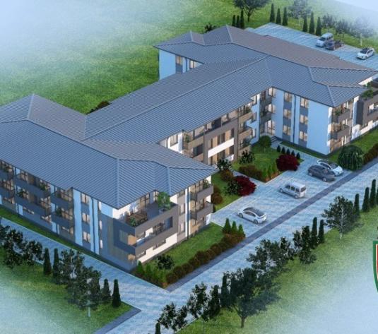 Apartament 2 camere de vanzare in Sibiu la doar 696Euro/mp - imagine 1