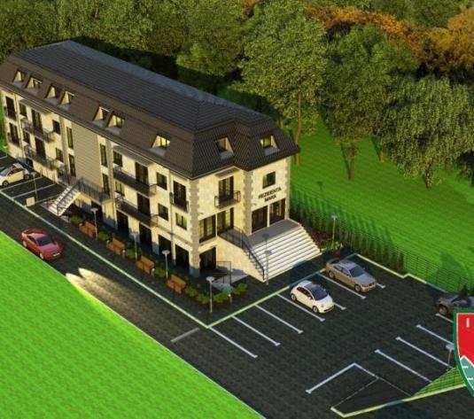 Apartament de vanzare cu 2 camere, etaj 2, semidecomandat  cu 2 balcoane - imagine 1