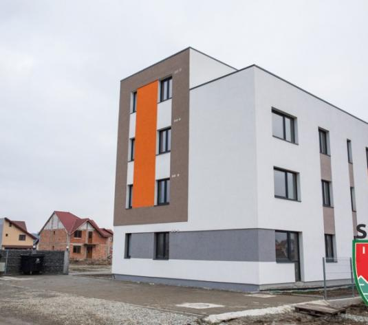 Apartament 2 camere, nou intabulat, zona Selimbar - imagine 1