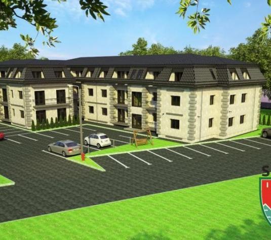 Apartament de vanzare cu 3 camere parter + 1 balcon - imagine 1