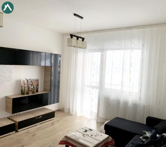 Apartament 2 camere,decomandat,parcare subterana,zona Borhanci! - imagine 1