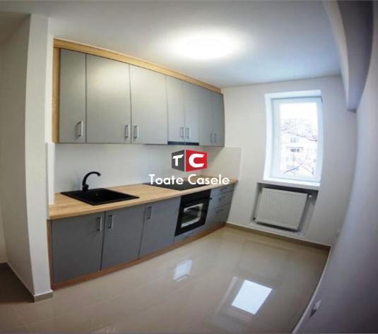 Apartament 2 camere, etaj intermediar, zona Politia Rutiera - imagine 1