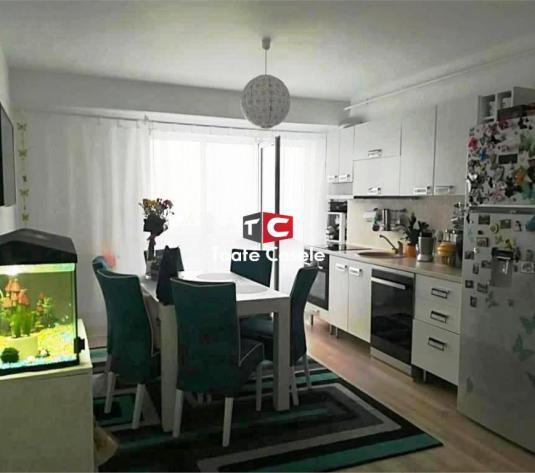 Apartament nou cu 3 camere, mobilat, utilat, garaj - imagine 1