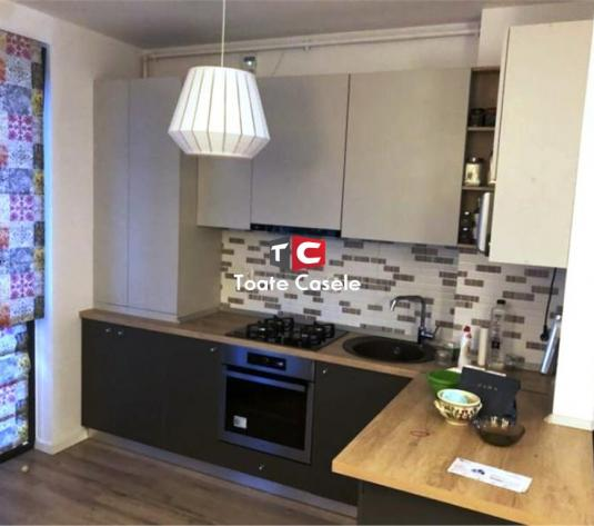 Apartament nou cu 2 camere, etaj intermediar, zona Borhanci - imagine 1