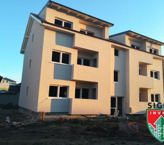 Apartament 3 camere la Vila etajul 1 - imagine 1