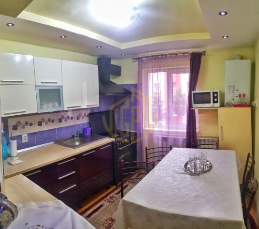 Apart. 3 camere, etaj 1 din 4,decomandat, Finisat, zona Linistita, Manastur - imagine 1