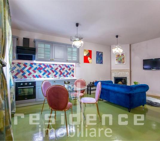 Apartament 1 camera, Lux, Marasti, zona The Office +Gradina si Parcare - imagine 1