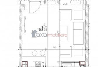 Apartament 1 camere de  vanzare in Cluj Napoca, Zorilor