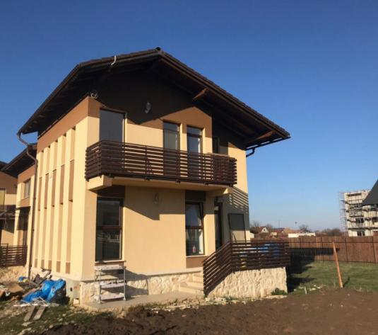 Casa Indviduala Floresti, zona Terra - imagine 1