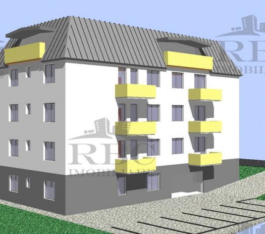 Apartament 1 camera in Floresti in zona restaurantului Roata - imagine 1