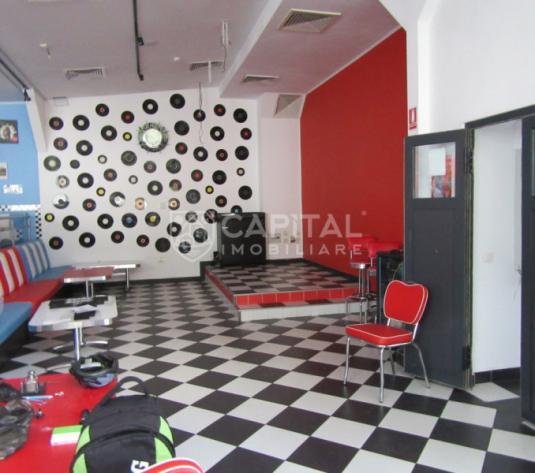 Spatiu comercial situat central ideal pentru restaurant. - imagine 1