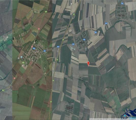 Teren agricol in Cruceni,Arad - imagine 1