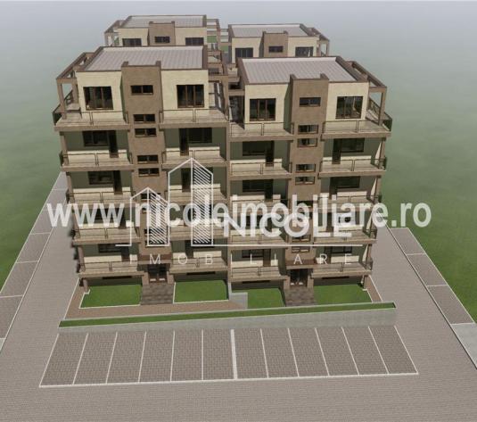 Apartament cu 3 camere, zona Vivo (Polus) - imagine 1