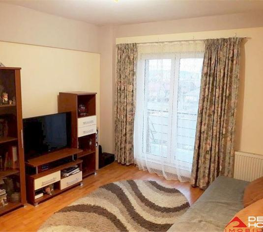 Apartament 1 camera Gheorgheni, 36 mp utili, finisat, Iulius Mall - imagine 1