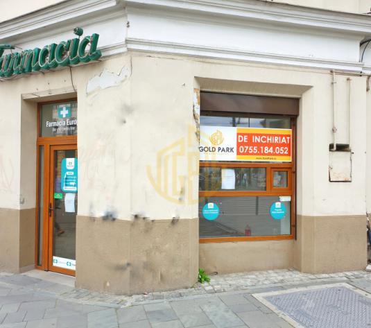 Spatiu impunator- vitrina la strada - Trafic Intens - Piata Mihai Viteazul - imagine 1