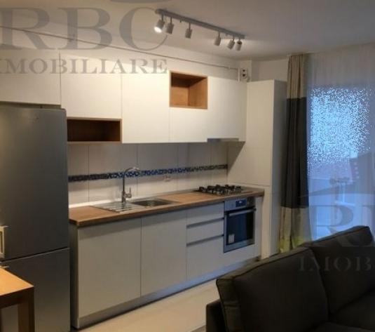 Apartament 1 camera modern cu parcare Iris zona Auchan - imagine 1