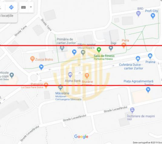 Spatiu Comercial - Zorilor - 115 mp - Zona Comerciala - Str. Pasteur - imagine 1