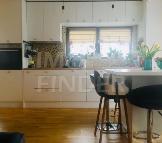 Apartament 3 camere in imobil nou zona Borhanci - imagine 1