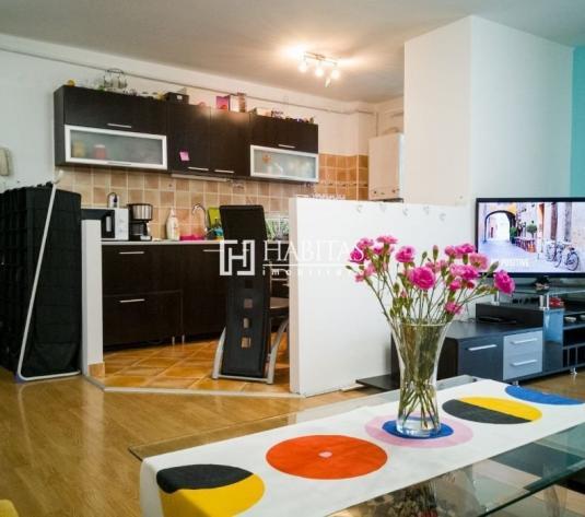 Apartament cu 3 camere, mobilat si utilat, etaj intermediar, Manastur - imagine 1